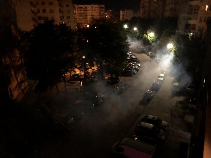 Отново пръскат против комари в Пловдив