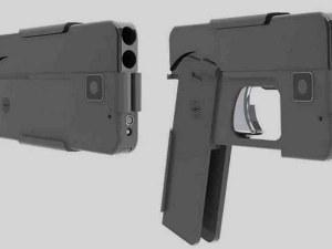 Пуснаха пистолет, маскиран като смартфон, за 500 долара