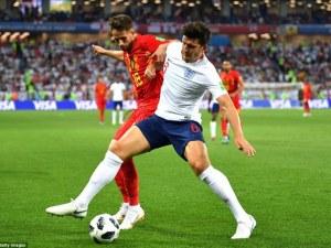 Белгия и Англия в утешителна битка днес - предпоследната от световното