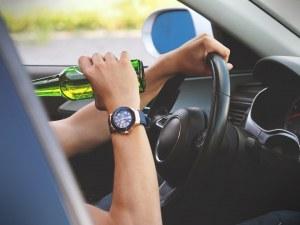 Пиян шофьор се опита да постави рекорд в Тракия, завърши в ареста