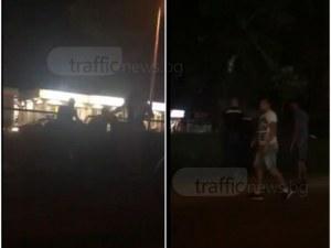 Пияни младежи предизвикали боя в Кючука, двама са били отведени в районното СНИМКИ