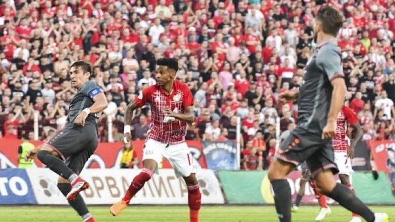 ЦСКА с минимална победа в Лига Европа