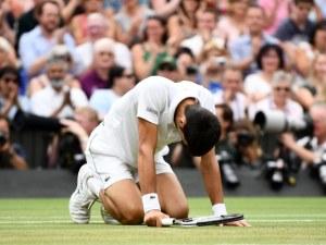 Джокович на финал на Уимбълдън след епична победа срещу Надал
