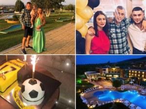 Капитанът на Ботев с голямо парти за юбилея си! Избра луксозен хотел край Пловдив СНИМКИ