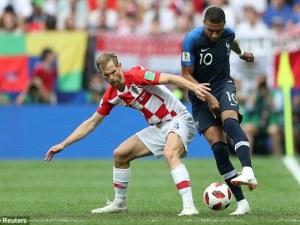 ГОЛ! Франция поведе на Хърватия в големия финал!