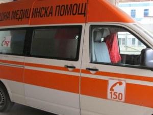 Моторист се вряза в трактор край Пловдив, загина намясто