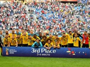 Огромен автогол си вкара компания заради белгийския отбор на Световното