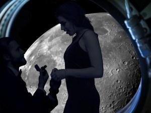 Само за 125 млн. евро: Предлагате брак на любимата на Луната