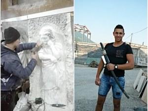 Номинация за достоен българин на годината: Ученик направи паметник, дарява го