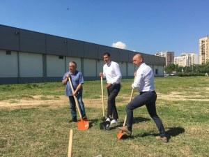 Ново начало! 10 декара парк вместо жилищна кооперация зад Лидъл в Тракия