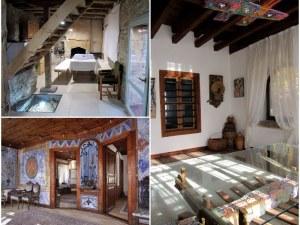Уникална родопска къща на 300 години! Художник cложи стъклен под, отдолу се виждат римски терми СНИМКИ