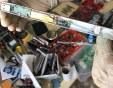 МВР разпространи снимки и кадри от акцията на БОП в Пловдив, при която бе разкрит цех за производство на фалшиви карти