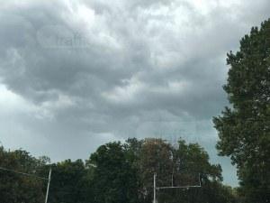 Буря идва към Пловдив – носи порой и гръмотевици