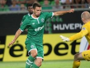 Лудогорец без проблеми във втория кръг на Шампионската лига