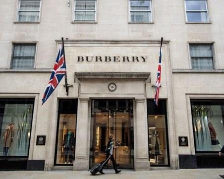 Луксозната марка Burberry изгори непродадени стоки за над 28 млн. паунда
