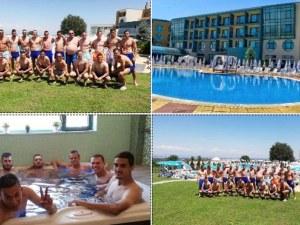 """Отборът на """"Марица"""" проведе възстановителни процедури в топ хотел край Пловдив СНИМКИ"""