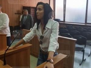 Танцьорката Габриела отново пред съда, жали ареста си