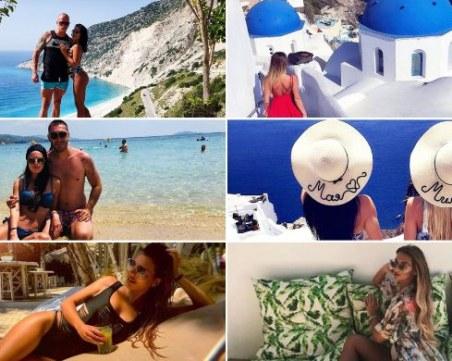 Известни пловдивчани пълнят гръцките курорти! Вижте къде избраха да почиват СНИМКИ
