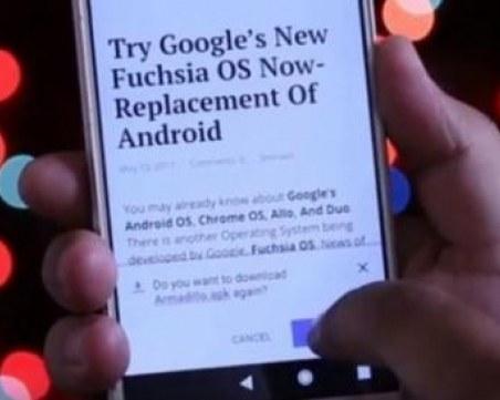Fuсhѕіа – новият проект на Google,който ще замени Аndrоіd