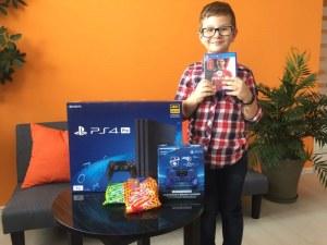 Млад талант спечели супер награда с пловдивски бонбони ВИДЕО+СНИМКИ