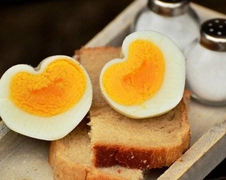 3 комбинации с яйца за супер тяло