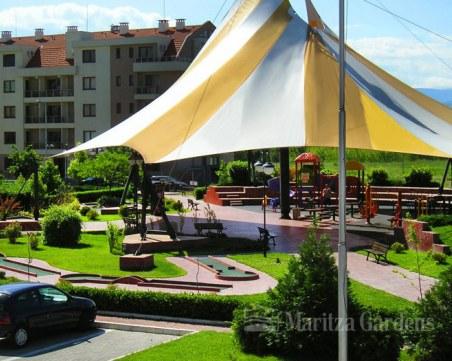 Пет декара частен парк за Вашето дете СНИМКИ