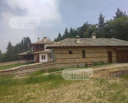 Пловдивски бизнесмен продава двореца си на хижа Здравец, цената - като за крале!