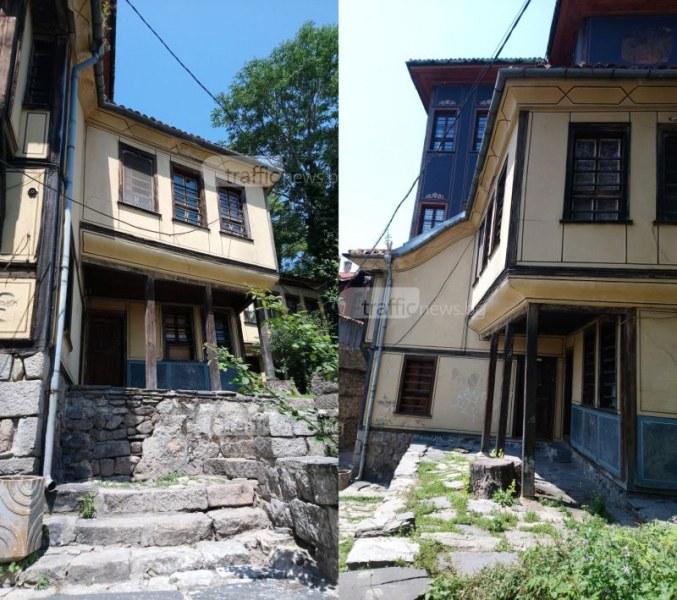 Бижу в Стария град бе превърнато в бардак, цигански кючеци се вихрят в къщата СНИМКИ