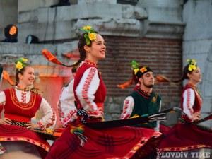 Фолклорът царува от днес в Пловдив! Започва един от най-атрактивните фестивали