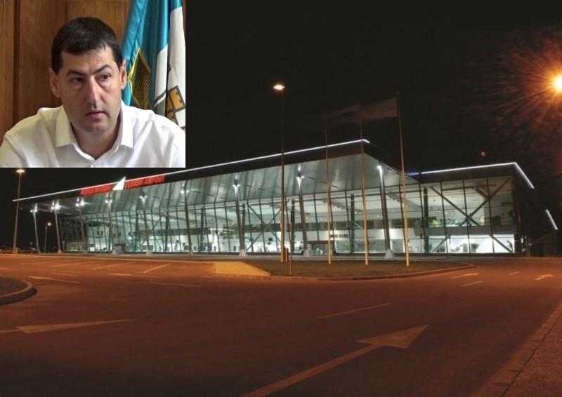 Странният случай с Летище Пловдив: Натресе ли някой аеропорта на кмета?