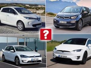 Бум на екологични коли! Колко българи карат електромобили?