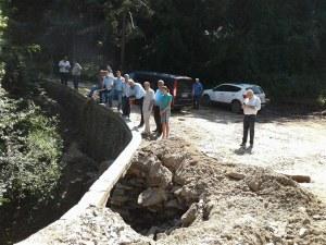 След бедствието край Пловдив: движението пуснато, но търсят пари за цялостно възстановяване СНИМКИ