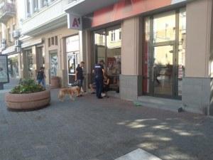 Бой в центъра на Пловдив! Младеж от града натупа софиянец, арестуваха го