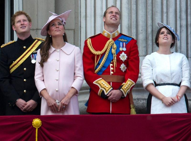Кралска особа си навлече неприятности след снимка
