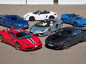 Колко печелят Ferrari, Mercedes, Audi и BMW от всяка кола