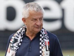 Крушарски отвърна на феновете: Спестете си емоциите за мачовете, спасих клуба от колапс