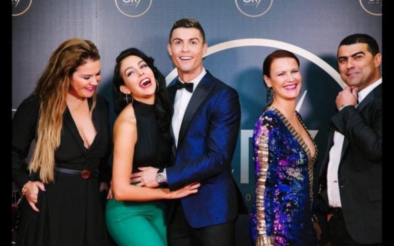 Двете най-важни жени за Роналдо не можели да се понасят