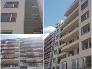 Пловдивска компания продължава експанзията си! Завършва модерен жилищен комплекс в София СНИМКИ*