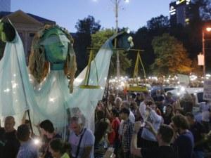 Вторият многохиляден протест срещу правителството в Румъния премина без сблъсъци