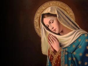 Голяма Богородица е! Почитаме Божията майка