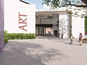 """Кметът: Променяме изцяло фасадата на галерията на """"Гладстон"""", Фурнаджиева: Няма да стане"""