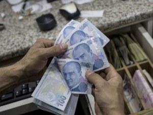 Нов срив! Турската лира падна на рекордно ниско ниво