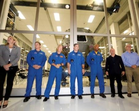 НАСА отново с полетите  в Космоса