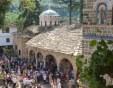 Стотици се поклониха пред чудотворната икона на Богородица в Троянския манастир