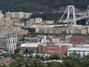 Консулът ни в Италия: Нямам информация български тираджия да е паднал от моста в Генуал и да е оцелял