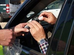 Куриозен случай: шофьор даде положителна проба за всички наркотици