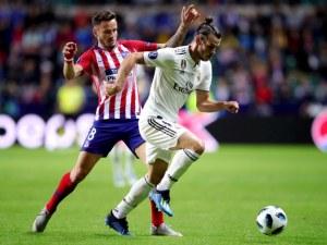 Атлетико М обърна Реал за Суперкупата след 6 гола и шоу с продължения