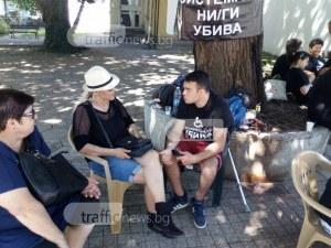 Петьо след срещата с Бойко: Щастлив съм, че имам сили да се боря за по-достоен животВИДЕО