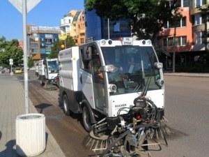 Ето го и графика за почистване на Пловдив