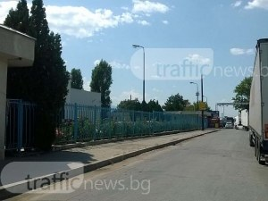 Мъж загина в митнически склад в Пловдив